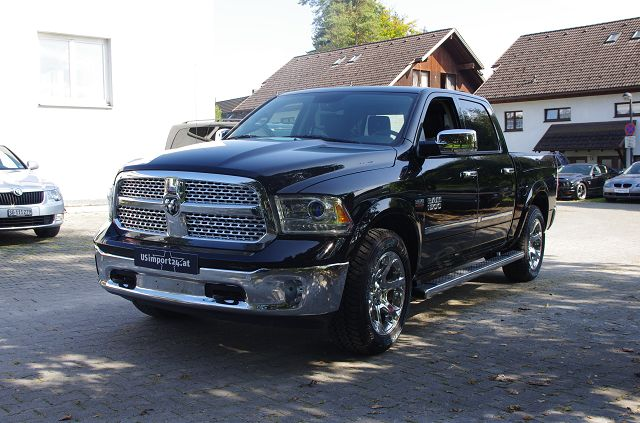 DODGE RAM 1500 CREW CAB LARAMIE LONG BED