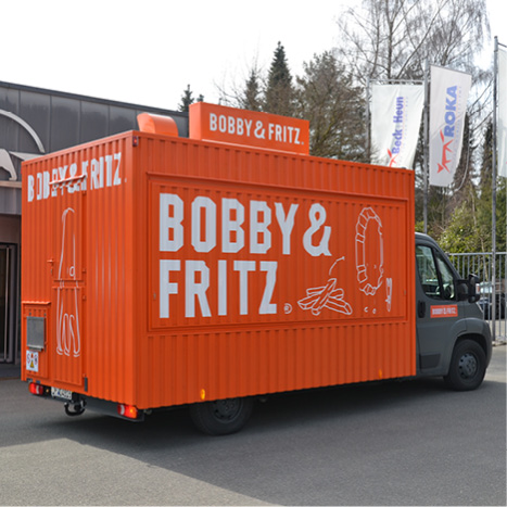 Roka Food Truck Gebraucht